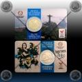 2 EVRO BELGIJA 2016 (Olimpijske igre - Rio 2018) KARTICA