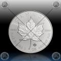 "1oz KANADA $5 "" Maple Leaf "" 2016"