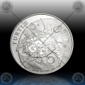 "1oz NIUE ""TURTLE"" 2 Dollars 2016"