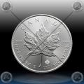 "1oz KANADA $5 "" Maple Leaf "" 2017"