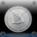 Canada 1 oz Silver Round (STRONG PROUD FREE) 2017
