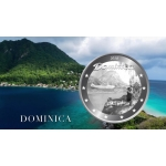 1oz ANGUILLA 2 Dollars 2018 (Lobster) BU