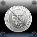 """1oz St. Helena £1 GBP 2018 """"Spade Guinea"""" BU"""