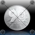 1oz NIUE 2 DOLLARS 2018 (DISNEY 90 YEARS MICKEY MOUSE) UNC