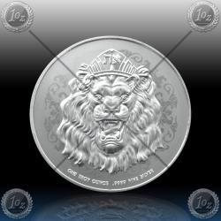 "1oz NIUE 2 Dollars 2020 ""ROARING LION"" UNC"