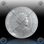 1oz AVSTRALIJA (RAM) 1 Dollar 2020 (SOUTHERN SKY) BU