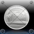 1oz FIJI $1 Dollar 2018 (PACIFIC DOLLAR) UNC