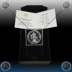 1oz GERMANIA 5 Mark 2019 (SWORD AMAZON) PROOF