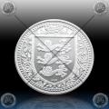 1oz GIBRALTAR £1 POUNDS 2018 (Royal Arms of England) UNC