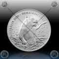 1oz AVSTRALIJA (RAM) 1 Dollar 2020 (Sumatran Tiger) BU