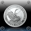 "1oz ""The Perth Mint"" 1 Dollar 2020 (Australian SWAN) BU"