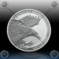 1oz AUSTRALIJA $1 (Wedge Tailed Eagle) 2020 *BU