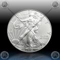 "1oz ZDA $1 ""Silver Eagle"" 2019"