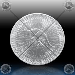 """1oz """"The Perth Mint"""" 2020 """"KENGURU"""" NALOŽBENI SREBRNIK - UNC"""