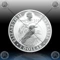 1oz $1 Dollar 2020 (KOOKABURRA) BU