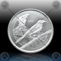 1oz MONTSERRAT (ECCB) Two Dollars 2020 (ORIOLE) BU