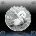"""1oz (30g) KITAJSKA """"Panda"""" 10 Yuan 2020 BU"""