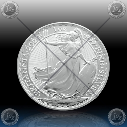 1oz V. BRITANIJA 2 Pounds 2020
