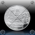 1oz NIUE $2 Dollars 2021 (The Black Pearl™ - Pirates of the Caribbean) BU