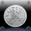 1oz AVSTRALIJA (RAM) 1 Dollar 2021 (Coat of Arms) BU