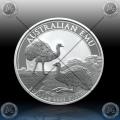 "1oz ""The Perth Mint"" 1 Dollar 2020 (Australian EMU) BU"