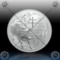 1oz AVSTRALIJA (RAM) 1 Dollar 2021 (LUNAR - Year of the Ox) BU