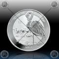 1oz BRITISH VIRGIN ISLANDS $1 Dollar 2021 (FLAMINGO) BU