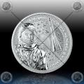 1oz GERMANIA 10 victories 2021 (Interkosmos - Yuri Gagarin) BU