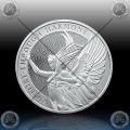 1oz ST. HELENA 1 pound 2021 (VICTORY) BU