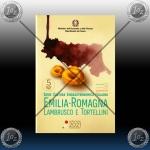 """5 EVRO ITALIJA 2021 """"Emilia Romagna - TORTELLINI"""" UNC / FDC"""