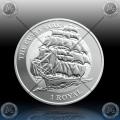 "1oz BRITISH INDIAN OCEAN TERRITORY 1 Royal 2021 ""CUTTY SARK"" BU"