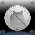1oz ZDA Silver Round (DOGECOIN - Crypto) UNC