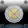 HRVAŠKA 25 kuna 2020 (HRVAŠKO PREDSEDOVANJE) UNC