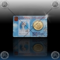 KARTICA 50 Cent & Znamka VATIKAN (No1) 2011