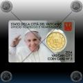 KARTICA 50 Cent VATIKAN (No5) 2014