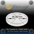 Originalne KAPSULE (1/2oz) za LUNAR II kovance 36 mm
