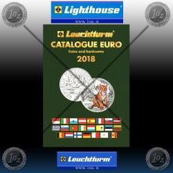 EURO KATALOG 2018 ( v Angleškem jeziku) NOVO