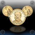 "ZDA $1 (27th. President) 2013 P+D ""William Howard Taft"""