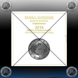 BU SET (10 kovancev) SLOVENIJA 2018