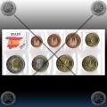 ŠPANIJA SET kovancev 2019 (1 Cent - 2 Euro) UNC