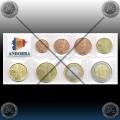 ANDORRA SET kovancev (1 Cent - 2 Evro) UNC