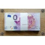 0 EVRO SLOVENIJA 2018 (LJUBLJANA) Spominski Bankovec za 0 Euro *NOVO*
