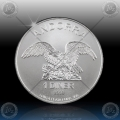 "1oz ANDORRA ""Eagle"" 2008"