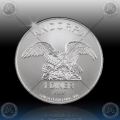 "1oz ANDORRA ""Eagle"" 2009"
