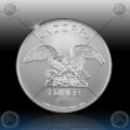 "1oz ANDORRA ""Eagle"" 2011"