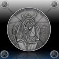 """1oz CONGO 1000 Francs CFA """"NOSOROG"""" 2012"""